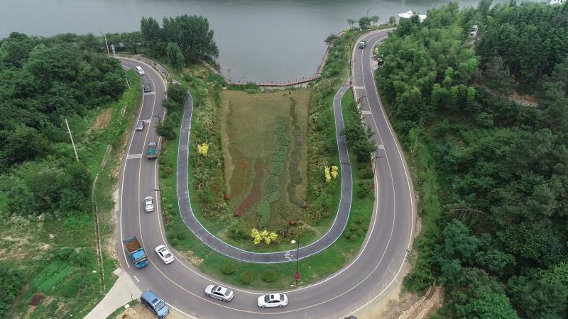 江宁农村道路提档升级,吸引在上海打工的村民