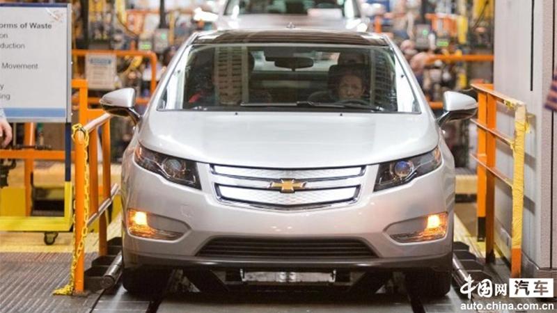 美国销量最好的混动车 雪佛兰沃蓝达将停产