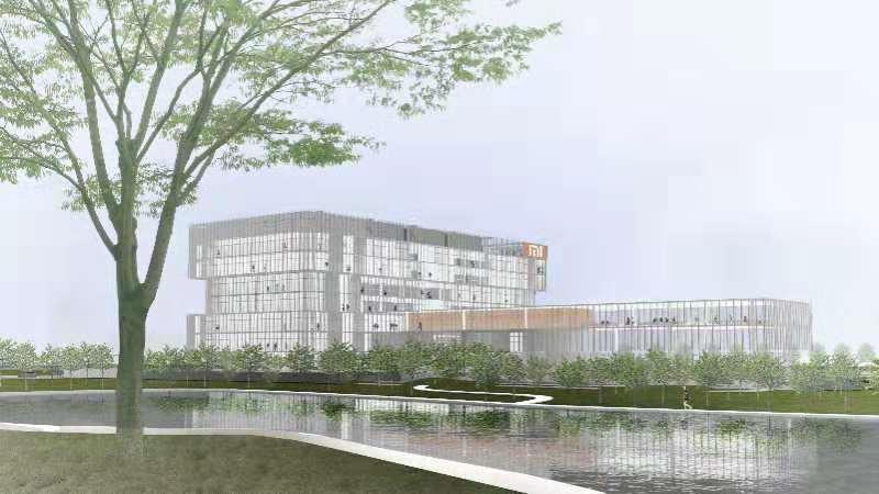 小米武汉区域总部规划图