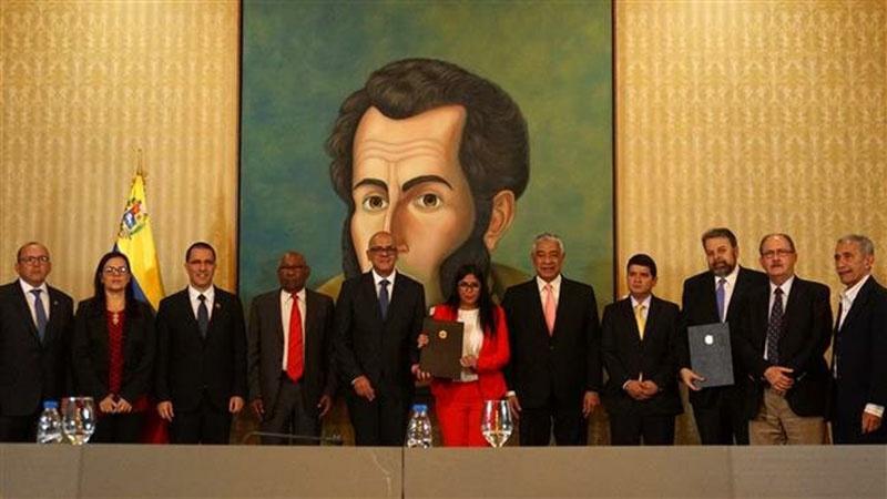 委内瑞拉部分反对党与瓜伊多决裂 同政府达成协议
