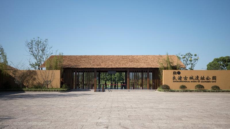 一眼5000年!打卡良渚古城遗址公园 十大片区连连看