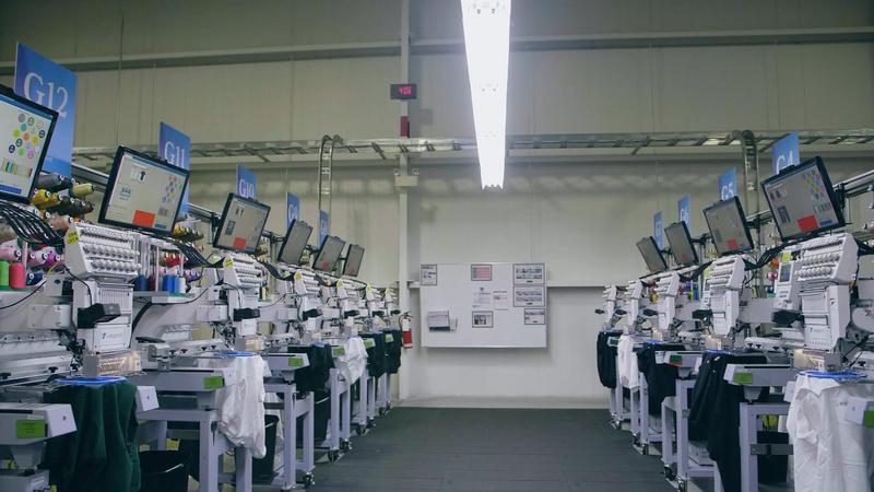 观察+   挽救中国服装工厂,提高流水线效率还不够