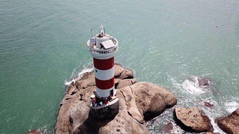 【中央企业布局新基建㉛】航天科工建成中国首座灯塔式气象观测站图片