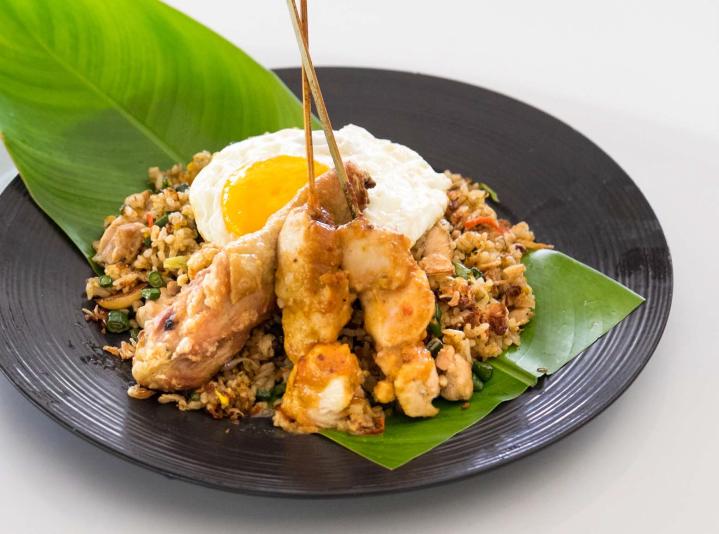 尊蓝巴厘岛美食节:身处钱塘江边,也能感受巴厘岛热带风情