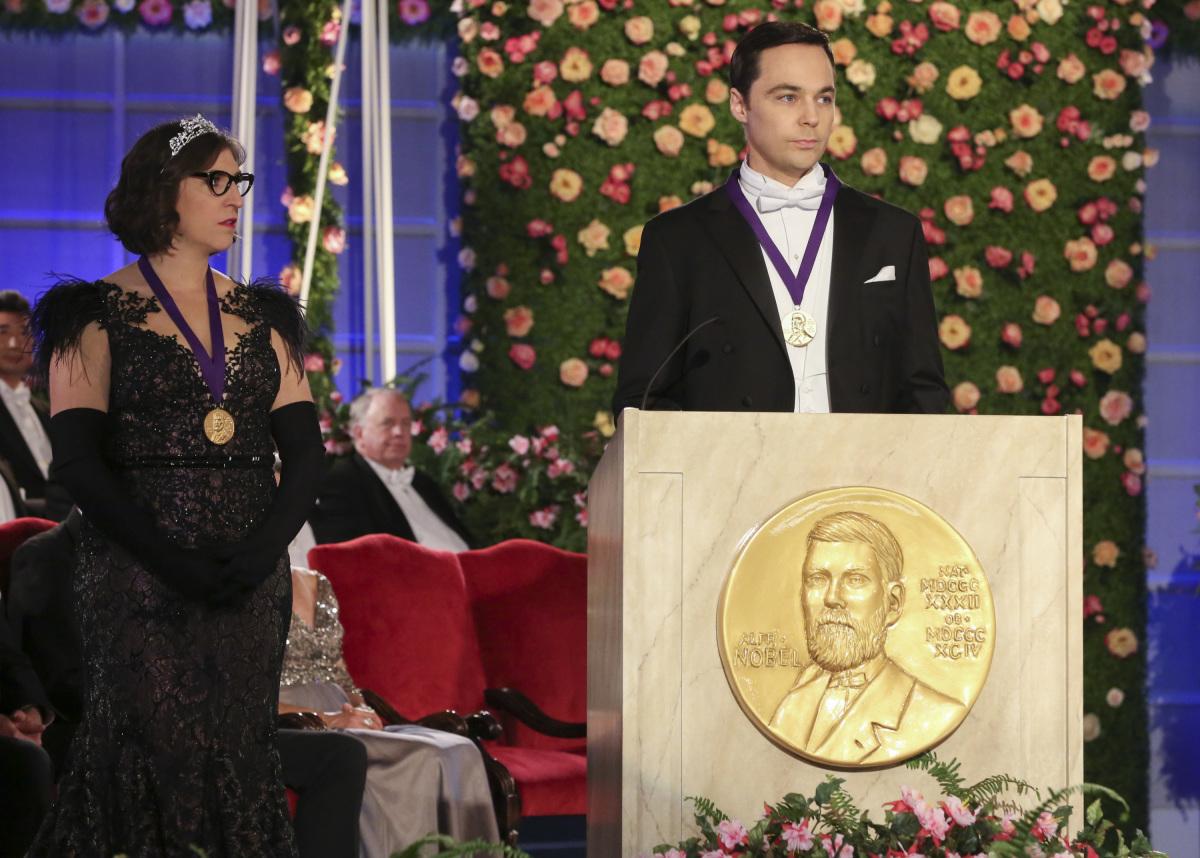 诺贝尔奖提及《生活大爆炸》:它把科学世界带到了全世界