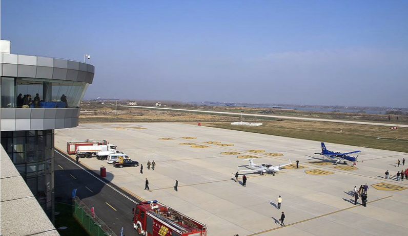 全国首个水陆两栖通用机场预计2021年建成运营图片