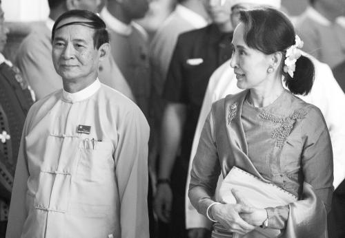 吴温敏当选缅甸新总统 系知华派曾谈到中缅胞波情