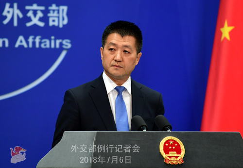 北京赛车开奖走势图:贸易战打响后中美双方还会继续谈判吗?外交部回应
