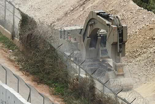 """火药桶一触即发?以色列对真主党""""地道战""""雷声大雨点小"""