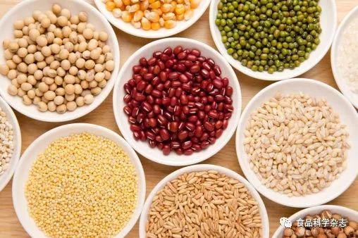 花青素对大豆蛋白体外胃消化结构的影响