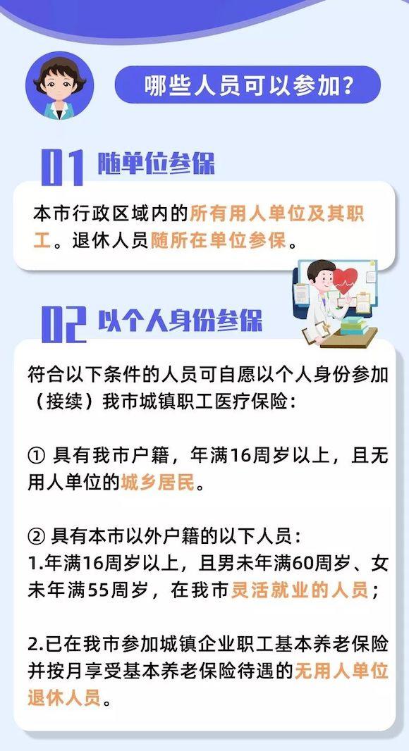 速度收藏!重庆医保最全参保政策解读来了