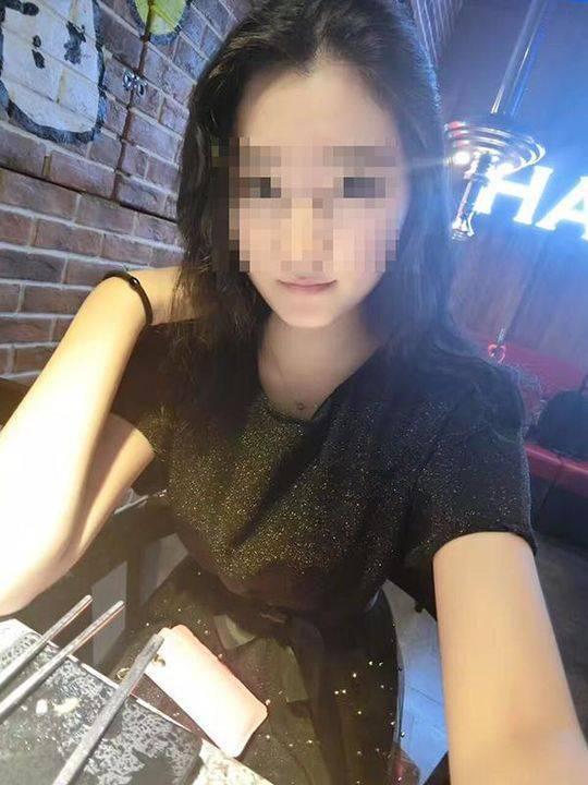 空姐李某照片