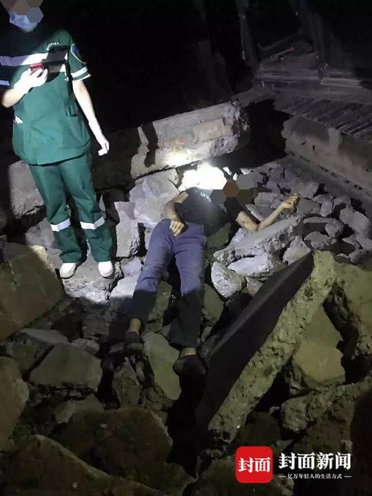 男子操作挖掘机死亡尸体被转移 工地6人涉嫌异地抛尸