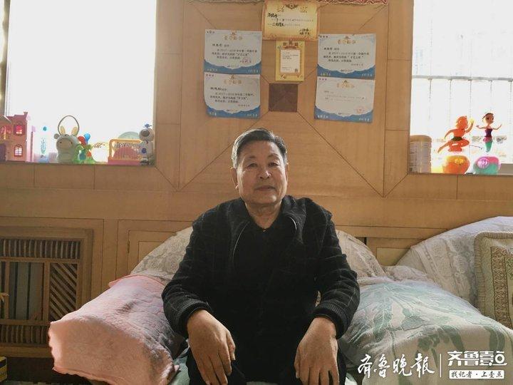 共和国同龄人 枣庄八中退休老教师渐秀皊感慨生活巨变