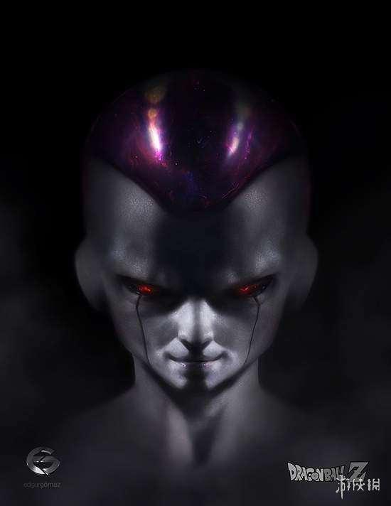 七龙珠人物变成写实风格后的样子 魔人布欧好可怕!