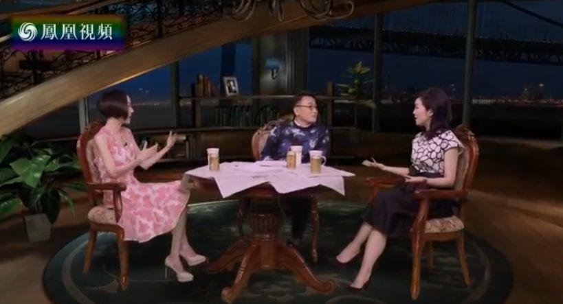 窦文涛、鲁豫、许戈辉 / 《锵锵三人行》