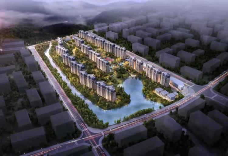 好消息,中国科学院青岛科教园教职工公寓项目正式开建