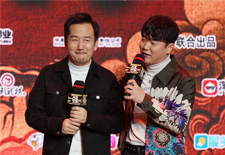 肖央新电影《天气预爆》在京举办发布会
