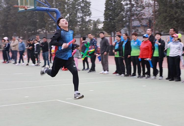 健康与爱心同行 安贞街道举办文化体育节