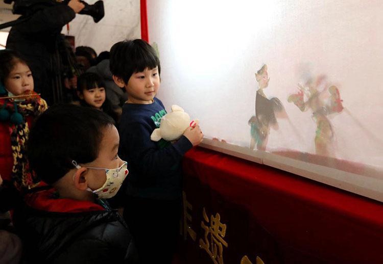 送福到家 海淀区启动新春文化季