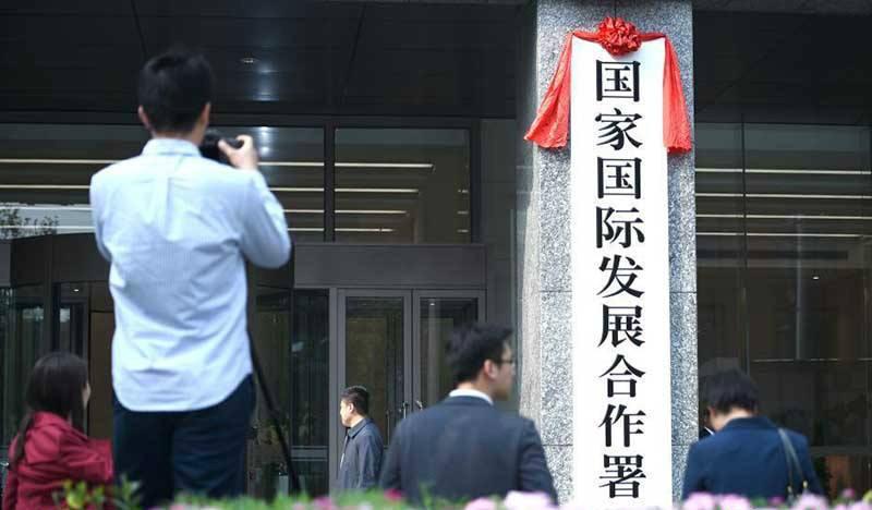 事实上,中国在国际社会履行大国责任的表现正得到越来越多的认可。
