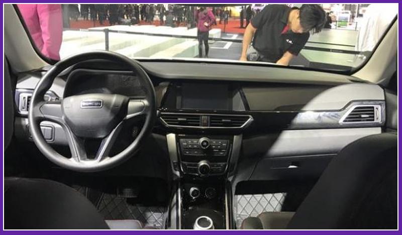 """大乘""""首款""""电动SUV亮相 配电子挡杆/支持快充"""