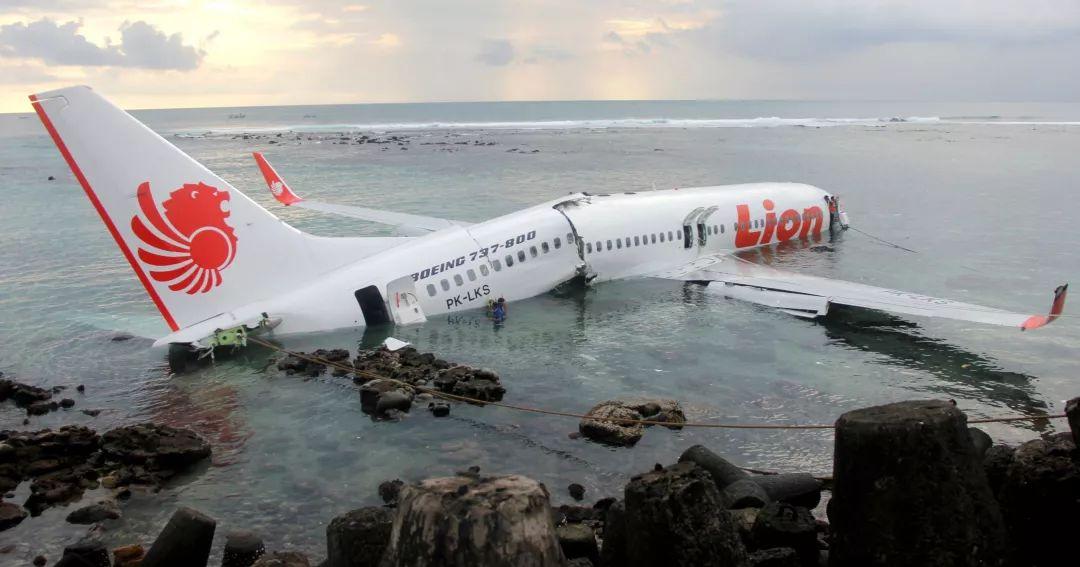 2018年10月29日,印尼狮航客机失事
