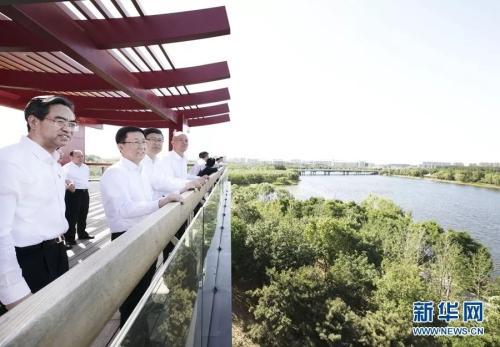 实地调研北京城市副中心