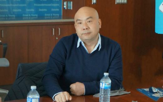 原赛尔温驰宏矿业公司CEO李世林