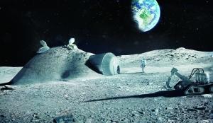 最新一肖一码期期准居住点概念图公布 未来移民去火星什么样