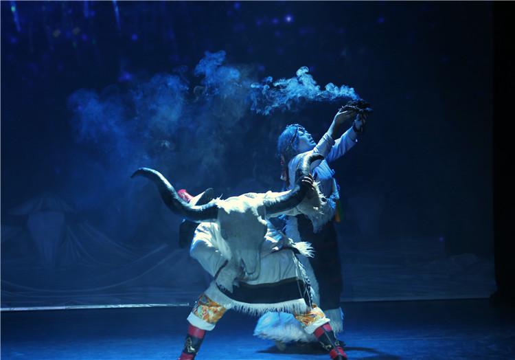 西藏游牧情景音画诗来京演出|东城区|西藏自治区|音画