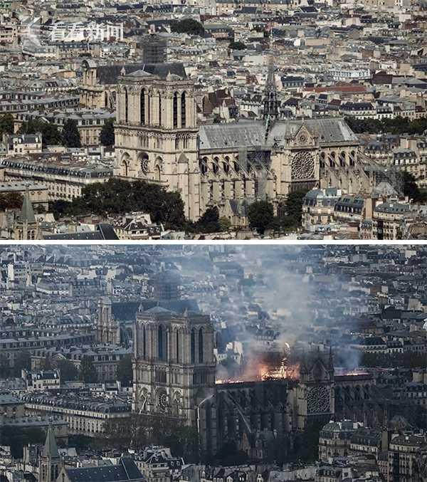 有些风景一旦错过就是永远 巴黎圣母院曾经这么美
