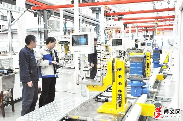 规模以上工业增加值增速全省第二