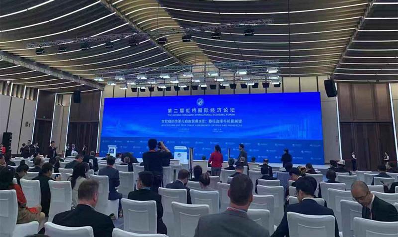 乌兹别克斯坦外经贸部部长加里耶夫:旗帜鲜明反对贸易保护主义丨虹桥国际经济论坛