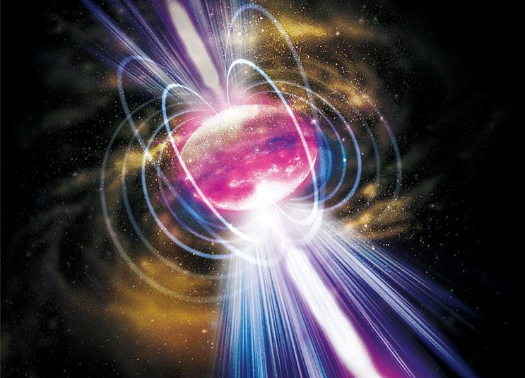 中国科大等发现首例磁星驱动的X射线暂现源