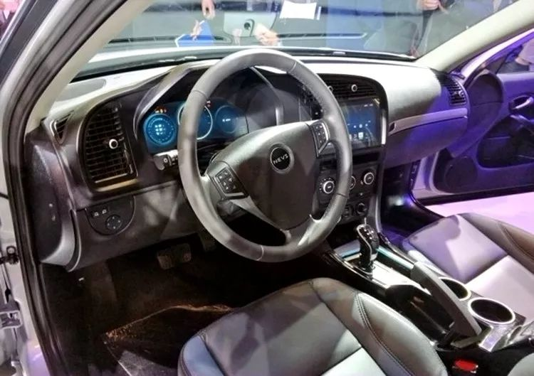 """国能汽车93开始预售16.98万元起,纯电""""萨博""""了解一下"""