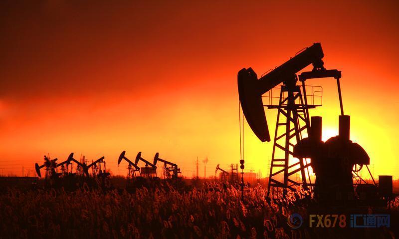 美原油续刷近3个月高位!但警惕页岩油厂商增产蠢蠢欲动,美油或在缺口位置筑顶