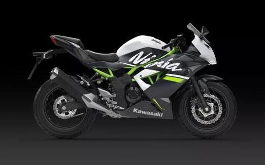 川崎发布2020款单缸Ninja 250SL