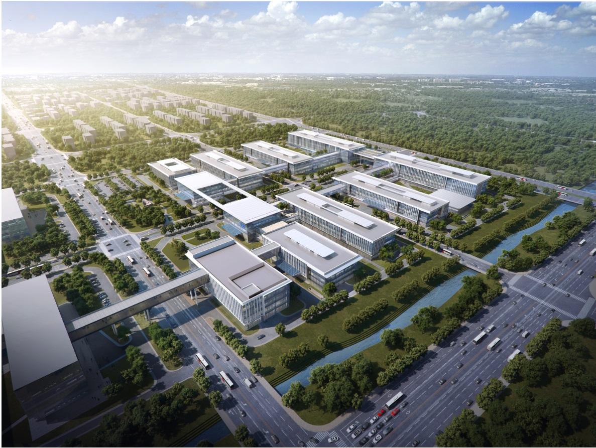 建筑设计院中标京东方智慧医工核心能力中心项目