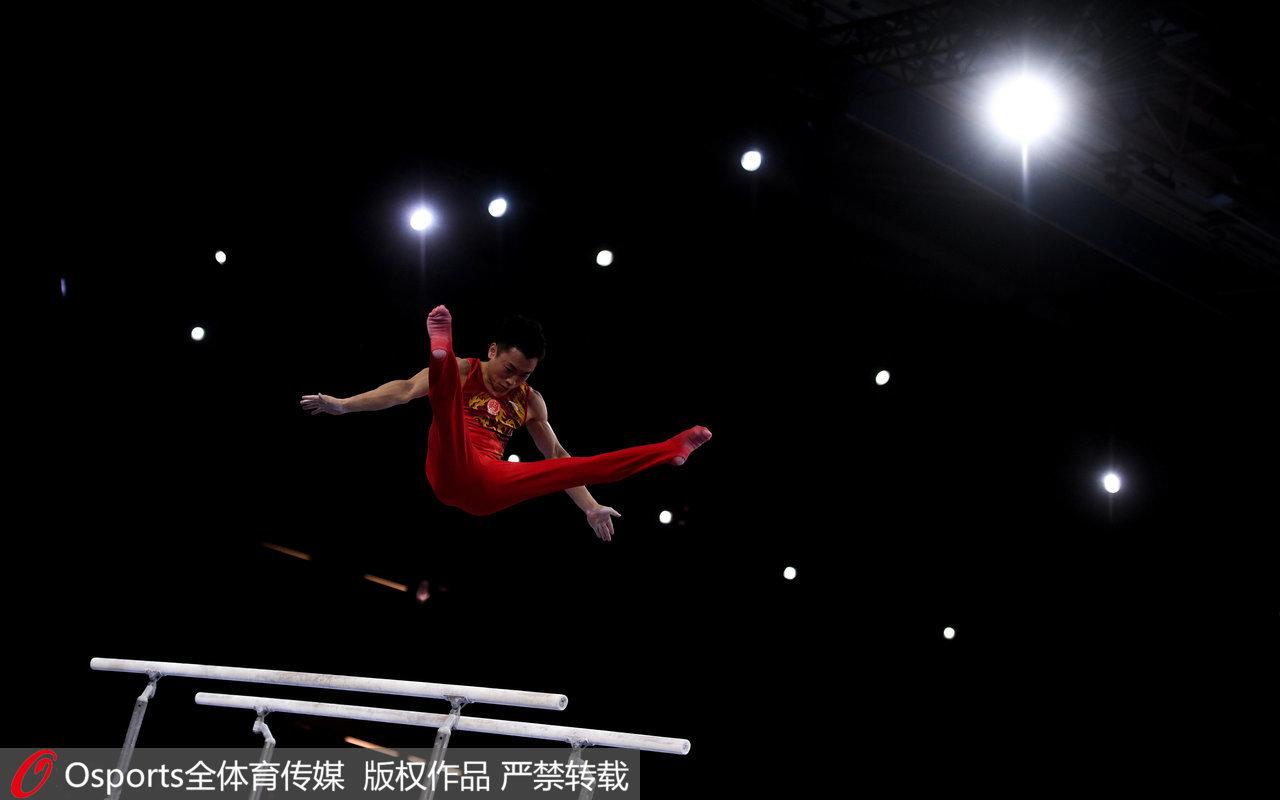男女队员双双流泪,中国