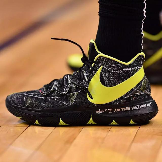 这双KD有ヽ小帅,11月9日NBA球鞋欣赏