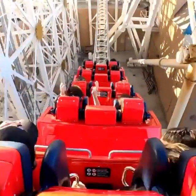 加州迪士尼冒险乐园过山车项目