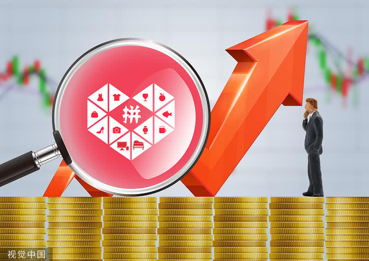 拼多多、爱奇艺、微博受益于中产崛起,近一个月股价持续上涨