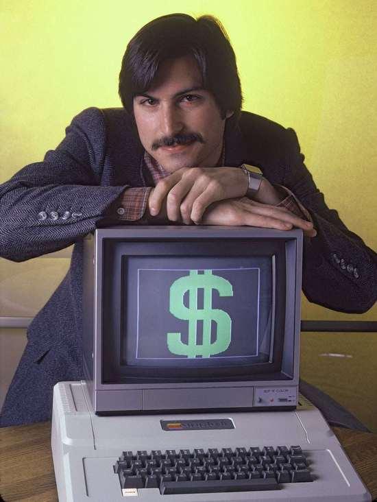 苹果创始人史蒂夫·乔布斯(Steve Jobs)被认为掌握了工具为人所用的精髓