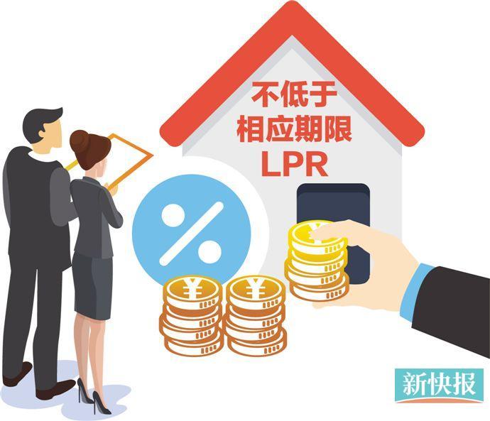 广东房贷利率加点下限确定 首套不低于相应期限的LPR
