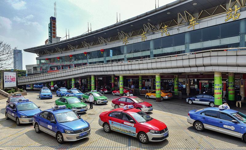 我市采取措施维护出租汽车行业健康稳定有序发展