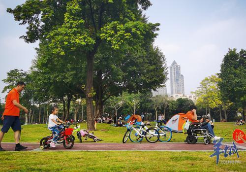 """二沙岛你太特殊!广州3家共享单车运营商齐齐将你""""拉黑"""""""