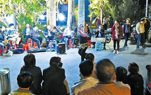 海南:社区功能全了 市民幸福感强了