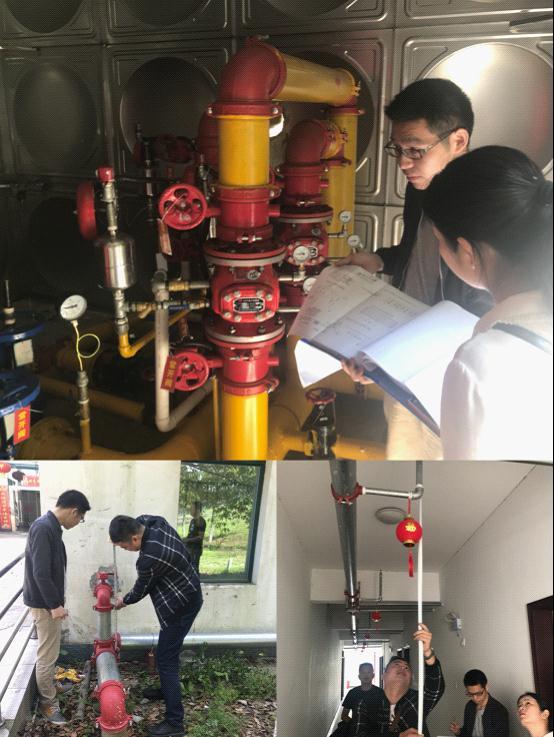 湖北宜昌伍家岗:审计关注民生项目消防改造工程