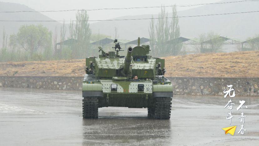 △99大改主战坦克